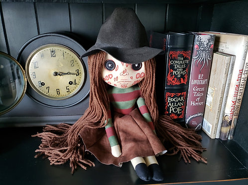 "16"" Handmade ""Freda"" Doll"