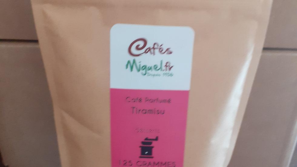 Café aromatisé Tiramisu