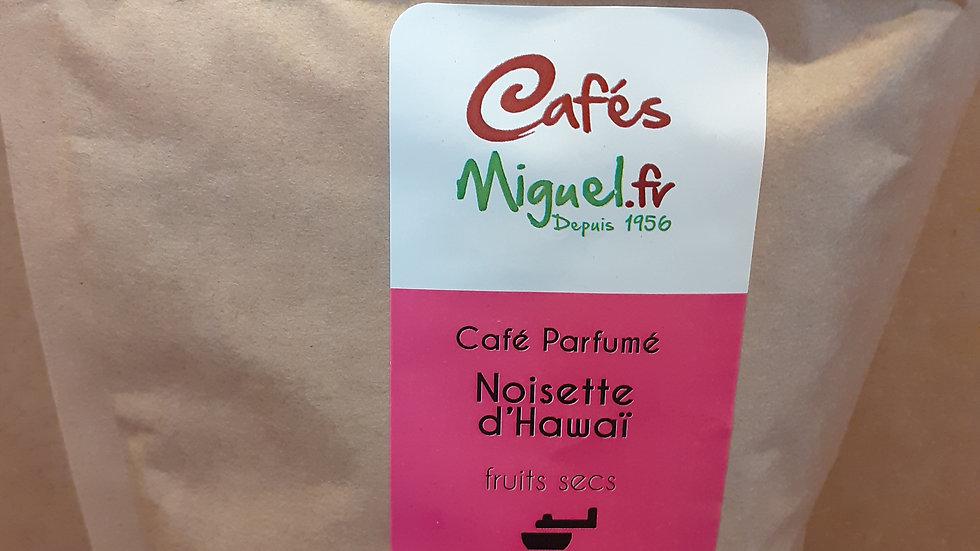 Café aromatisé Noisette d'Haiwai