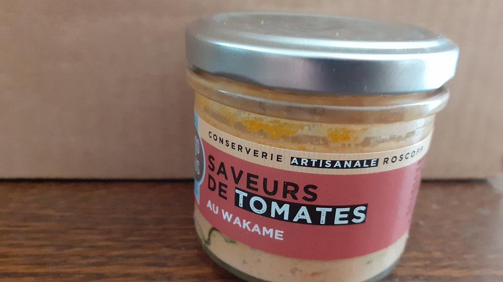 Tartinades saveurs Tomates confites