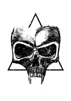 Masonic Skull