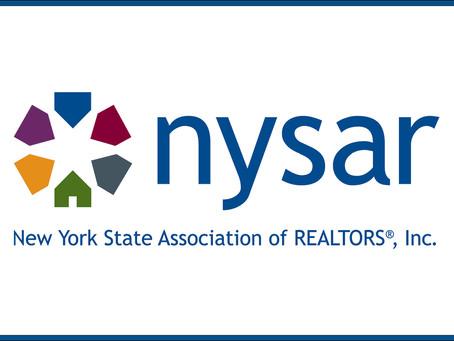 January 2021 NYS housing market report!
