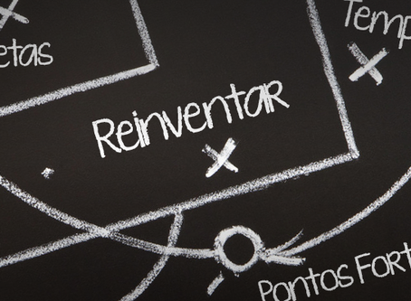 Aceitar, acreditar e se reinventar