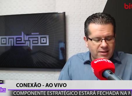 Entrevista de Cristian Rizzardi, Gestor de Franquias da Bitcom, ao programa Conexão ao Vivo.