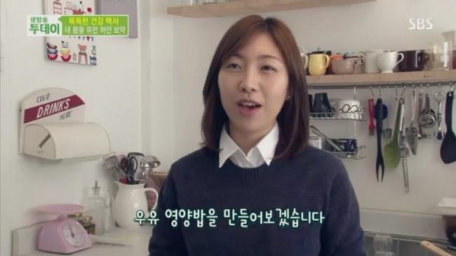 SBS 생방송투데이/푸드스타일리스트 양현서