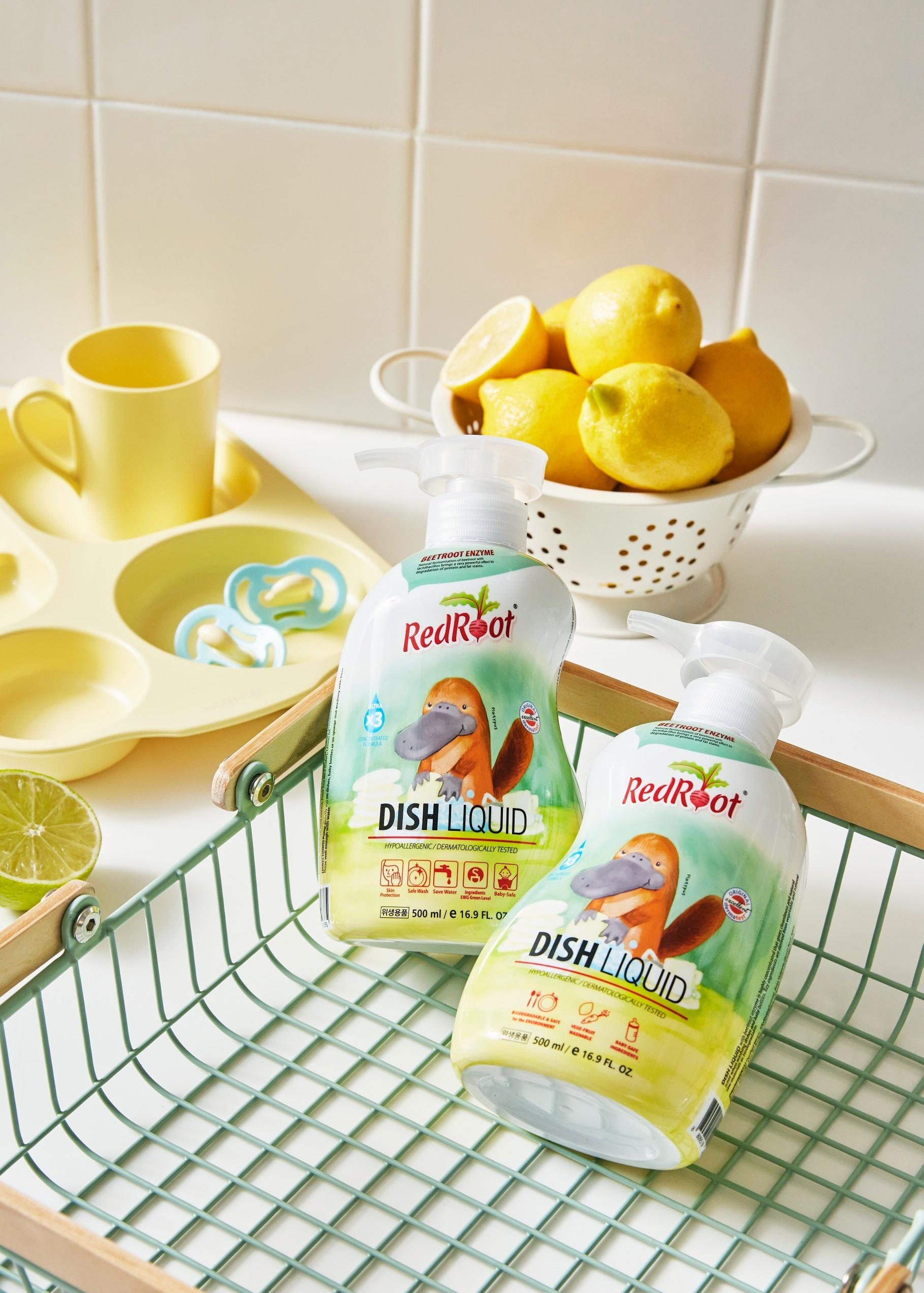 유기농 아기세제 레드루트