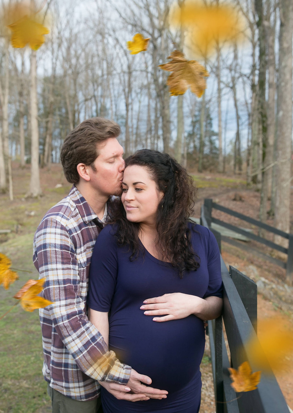 Maternity Session, Natalie & Patrick