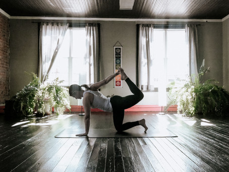 Life is Hard, but Yoga Helps