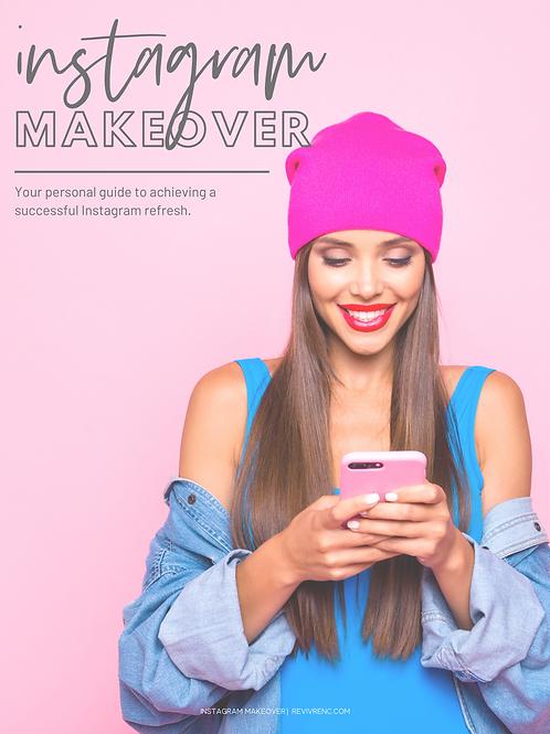 Instagram Makeover Guide