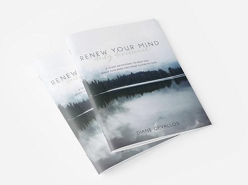 Renew Your Mind Daily Devotional Journal