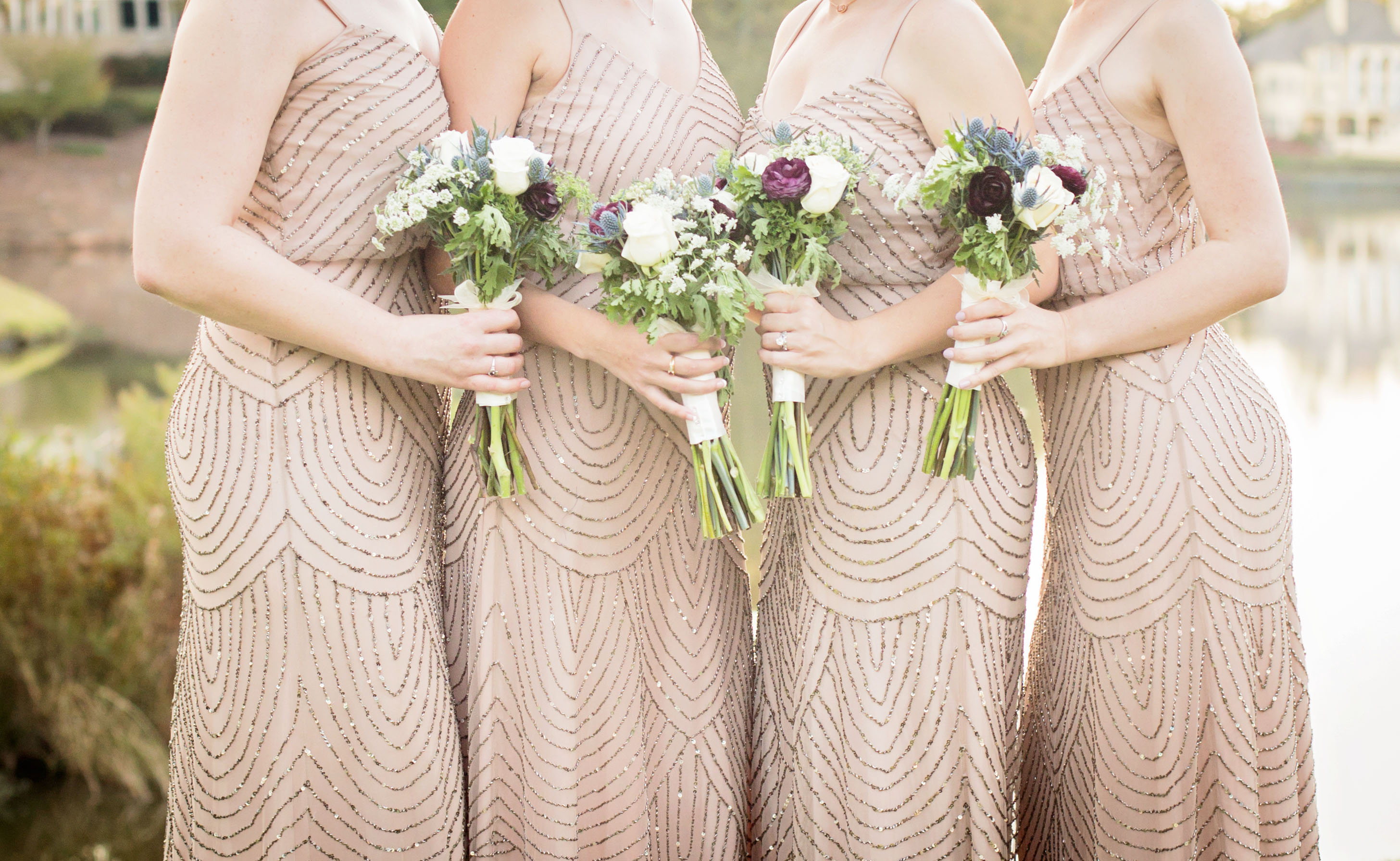 TPC bridemaids photoshoot