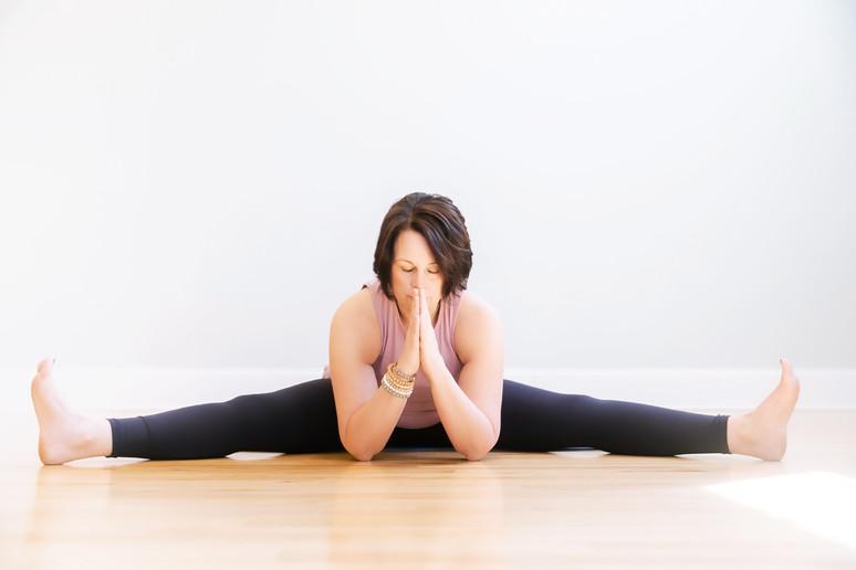 Branding Photography (Yoga)