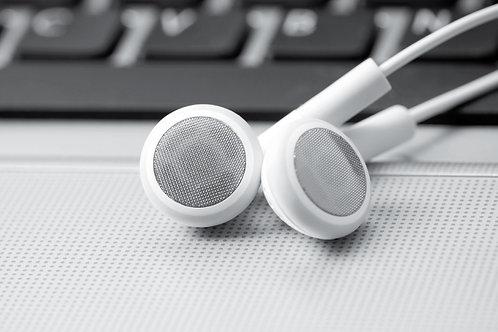 Enseignements audio à télécharger