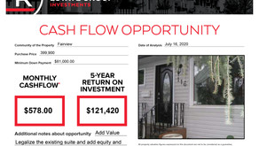 Four Exclusive Off-Market Opportunities