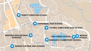 Schools in Sundance