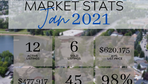 Market Report for January