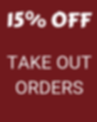 Take Out Discount