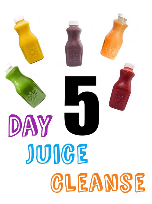 5 Day Cleanse Upgrade