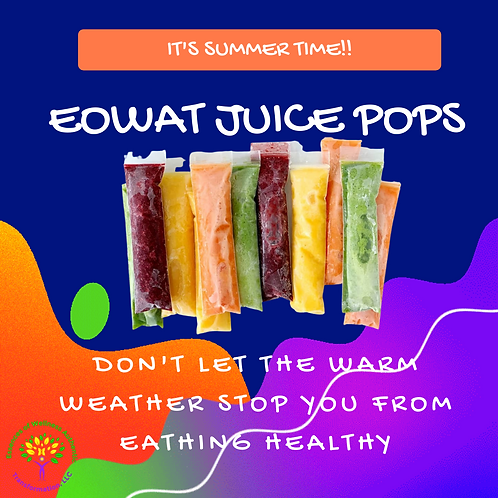 EOWAT Juice Pops