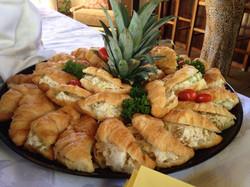 Chicken Salad Croissants