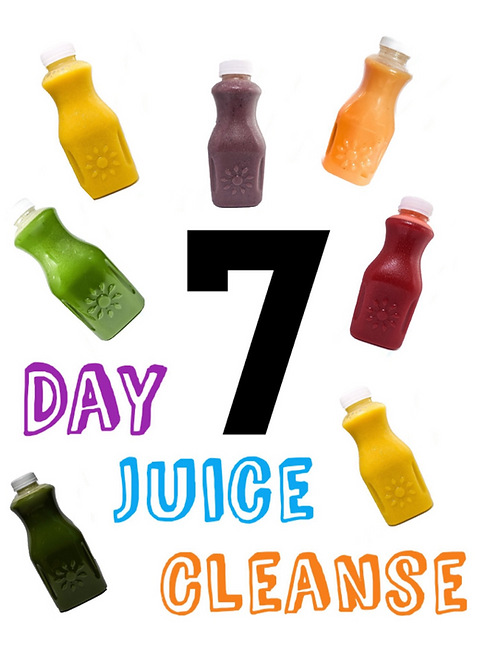 7 Day Cleanse Upgrade