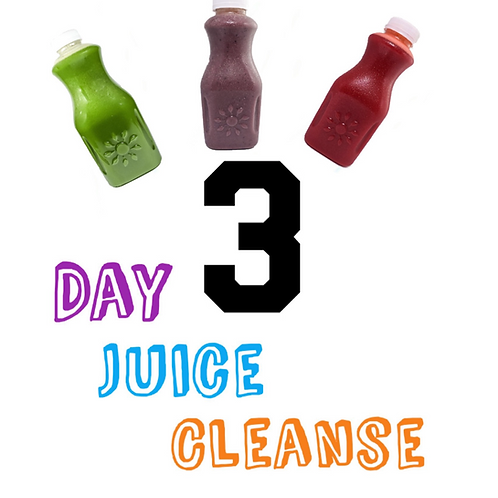 3 Day Cleanse Upgrade