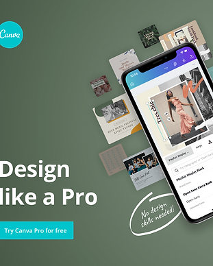 Canva Design like a pro