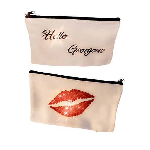Make Up Bags Lips/Hello Georgous