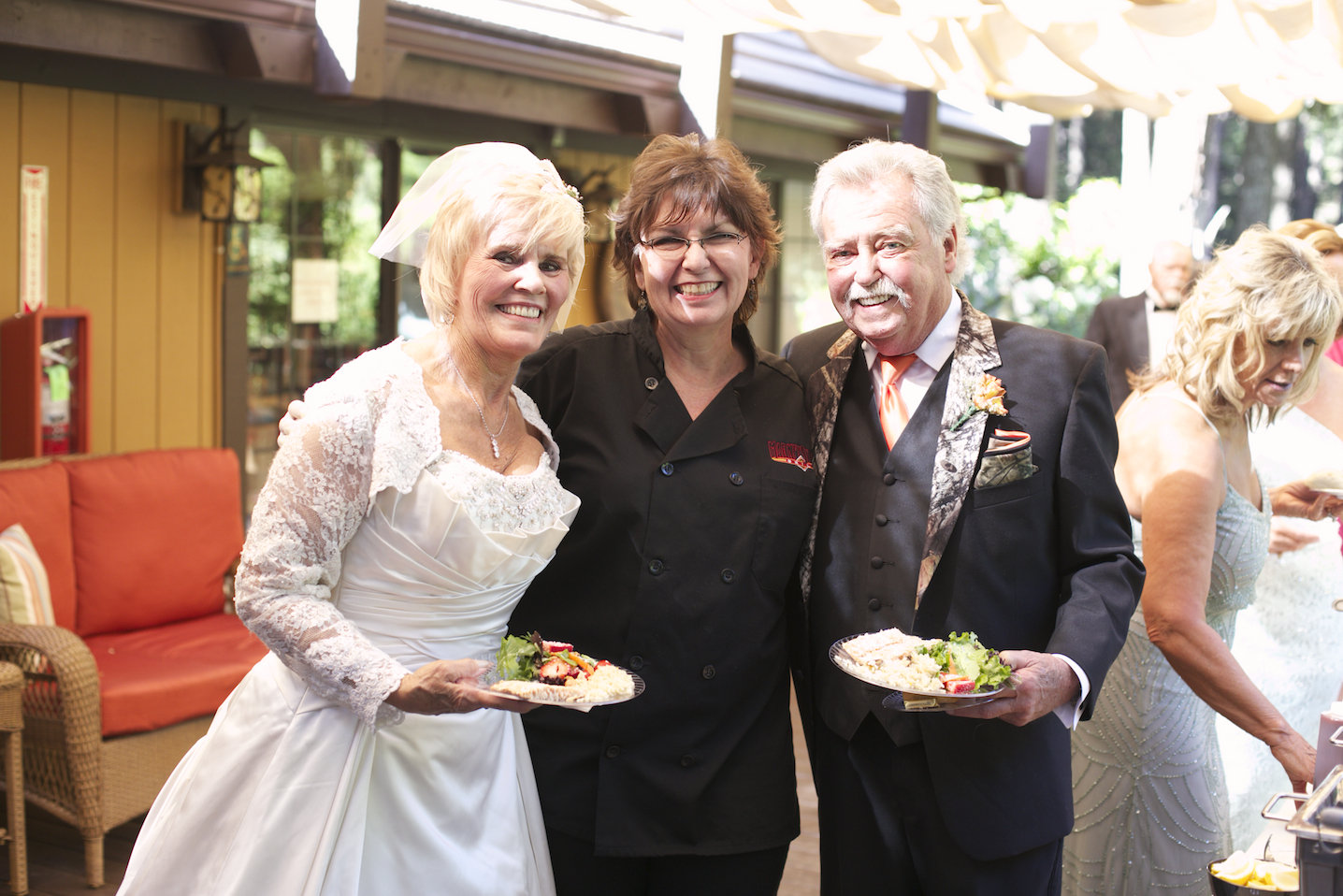 Don and Marcia Carman wedding