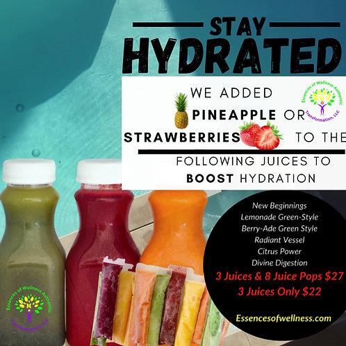 Hydration Promo