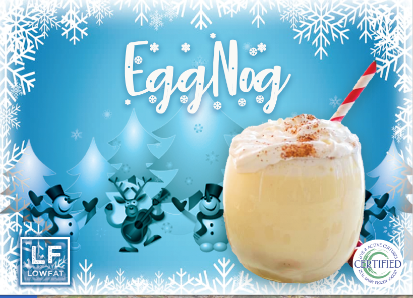 egg nog holiday