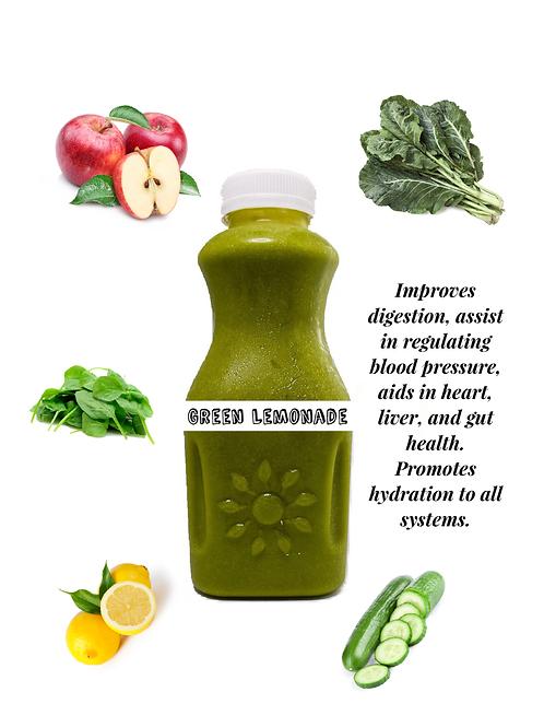Lemonade Green-Style