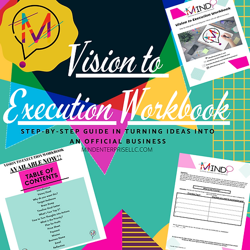 Vision to Execution Workbook