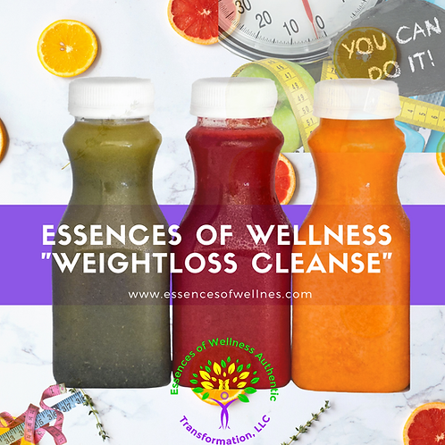 Weight Loss Detox Juice Only