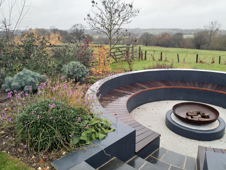 Sunken Garden Project