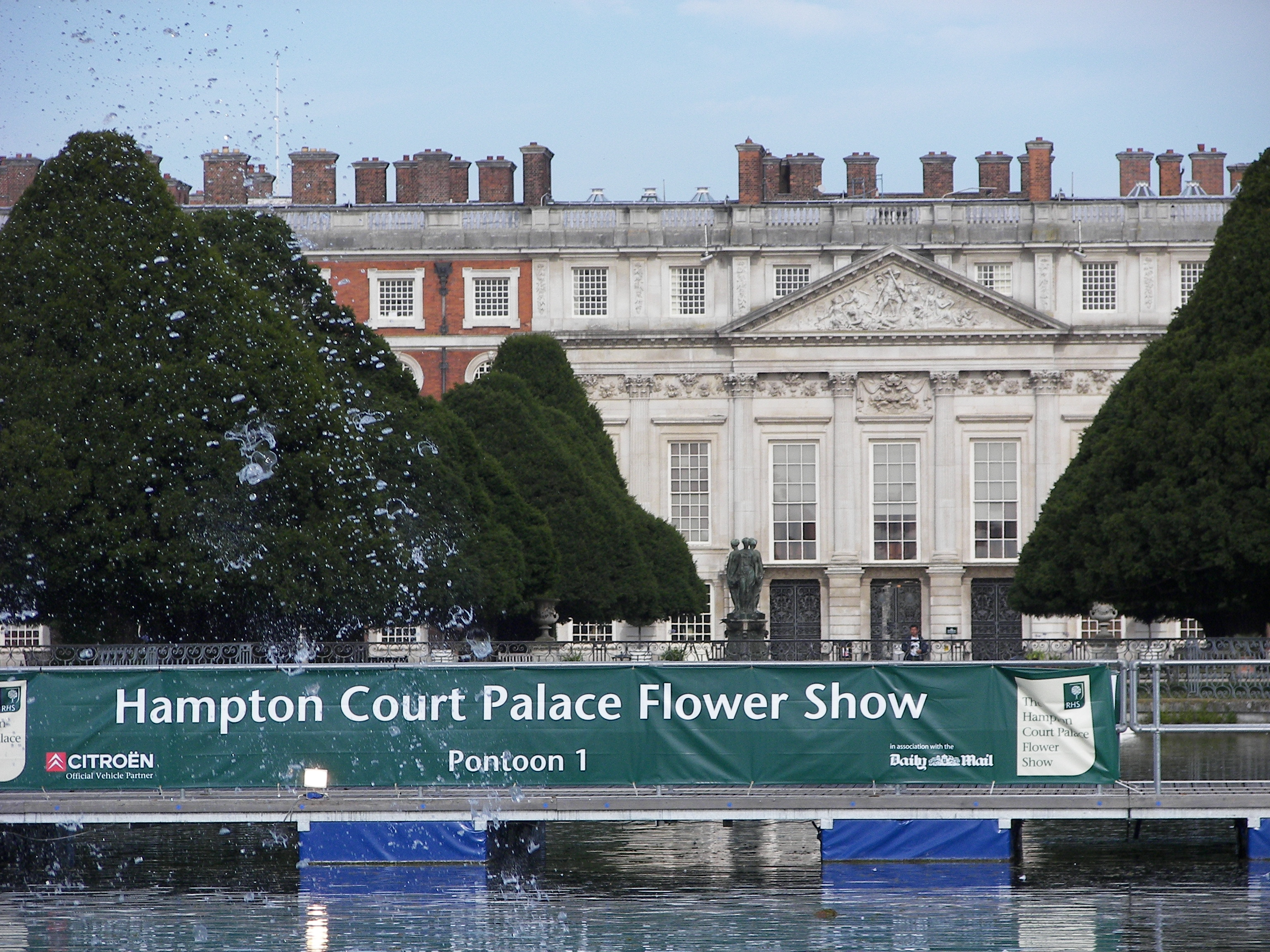 RHS Hampton Court Palace