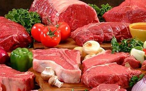 Производство мяса в I квартале
