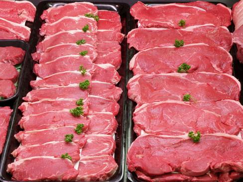 Россия начала поставки говядины в Китай