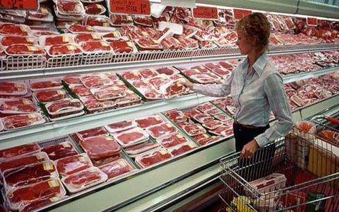 В Китае растет спрос на говядину