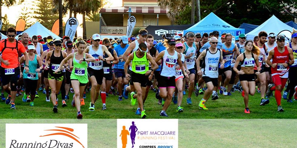 Port Macquarie Running Festival - Running Divas Team