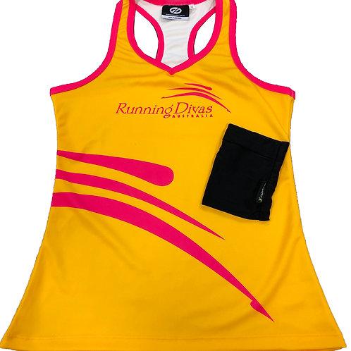 Running Divas Run Strong Pack