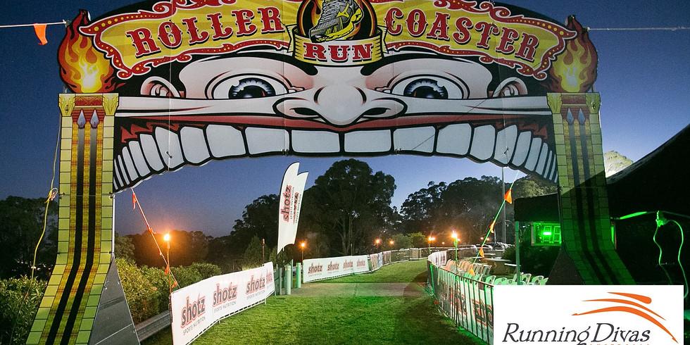 Roller Coaster Run - Running Divas Team