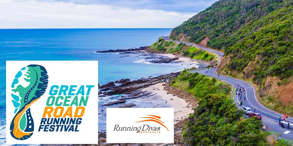 Great Ocean Road Running Festival - Running Divas Team