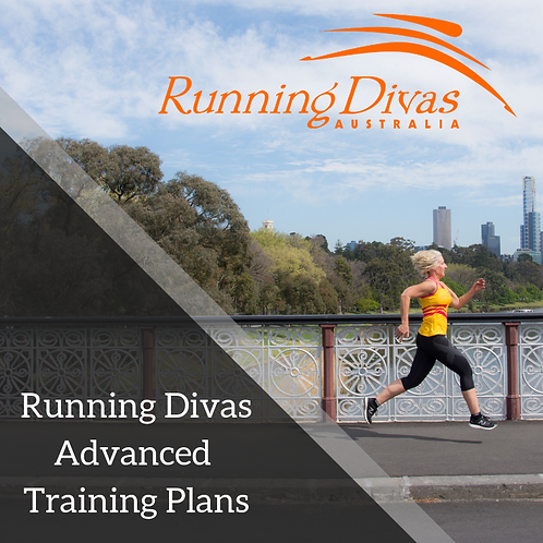 Advanced Marathon Training Plan with park run