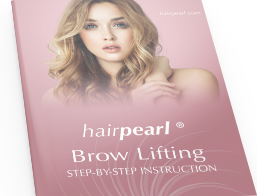 Brow Lamination Step by Step Instructions
