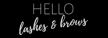 Hello Lashes & Brows