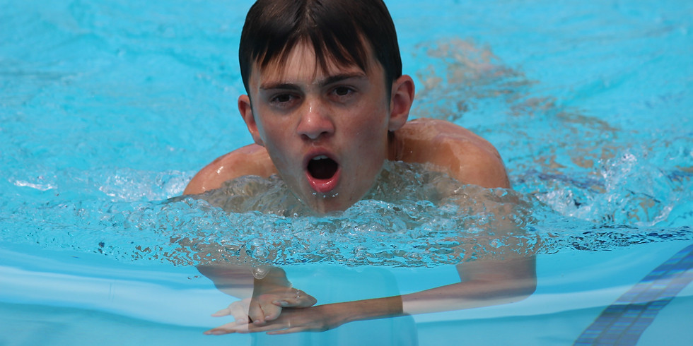 COMPETITIVE SWIMMING SPORTS