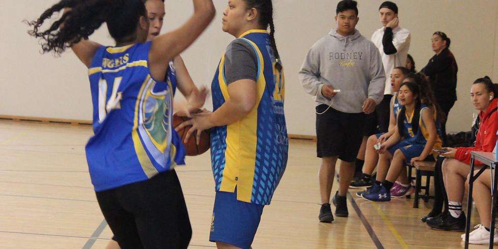 Senior Girls Basketball Div 2