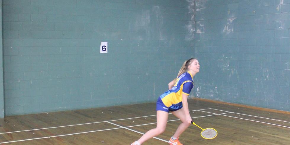 Badminton Teams Girls