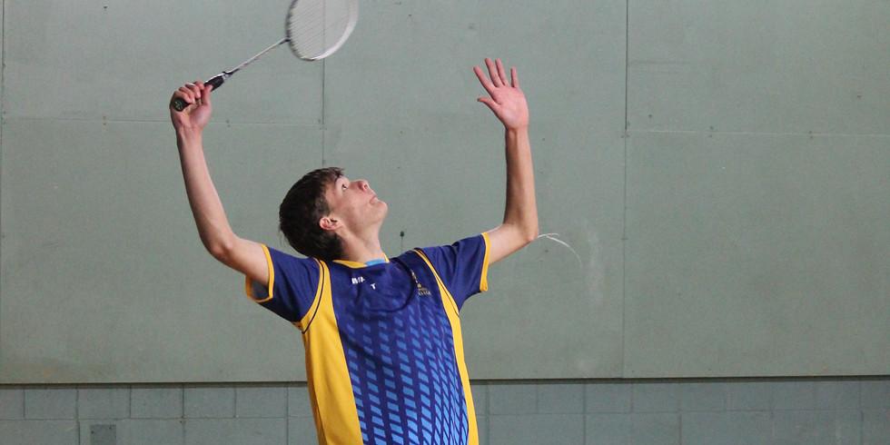 Badminton Teams Boys